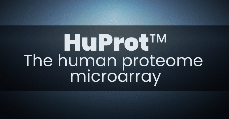 huprot the human antigen matrix microarray button by CDI Labs